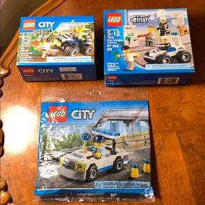 Lego - City - new - one mini figure collection